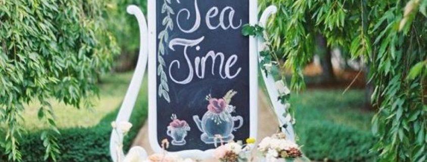 Tea Party di Primavera | Cose di Tè